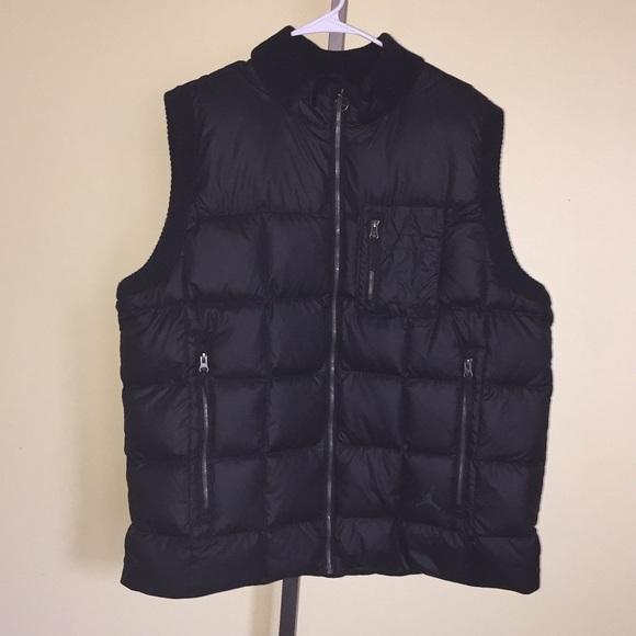 f3f9c6acde560 Men's Jordan Puffer Vest Size XL.